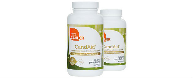 CandAid Advanced Nutrition by Zahler Review 615