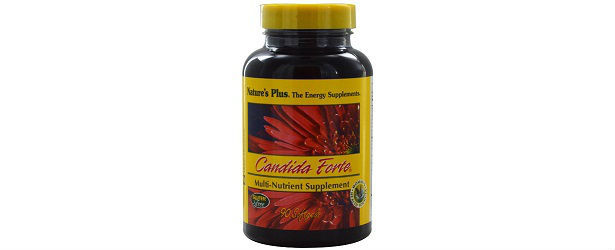 Candida Forte Softgels Nature's Plus Review