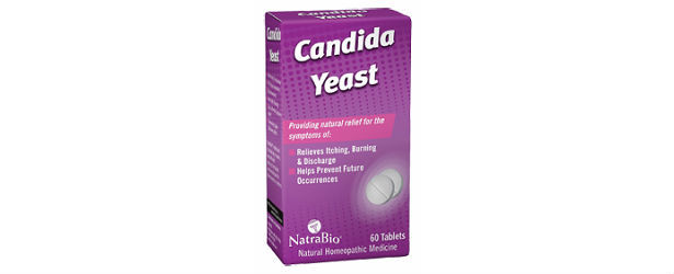 Natrabio Candida Yeast Tablets Review