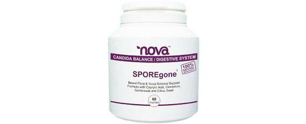 Nova Candida Supplements SPOREGone Review