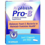 RepHresh Pro-B Probiotic Feminine Supplement Review 615