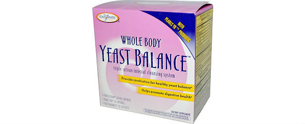 Whole Body Yeast Balance Enzymatic Review