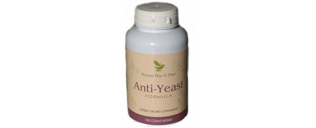 Anti-Yeast Capsules Nature Had It First Review