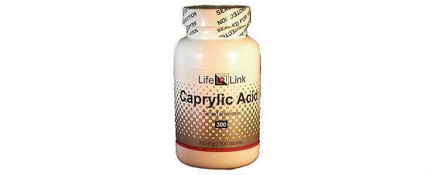 Caprylic Acid Life Link Review