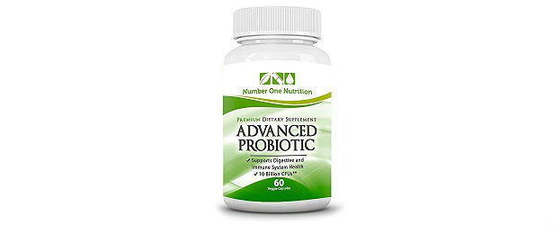 Number One Nutrition Probiotic Supplement Review