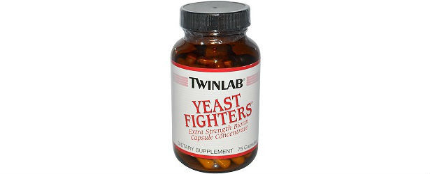 Twinlab Yeast Fighters Review