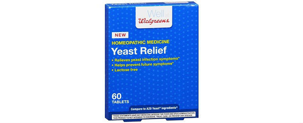 Walgreens Yeast Relief Review