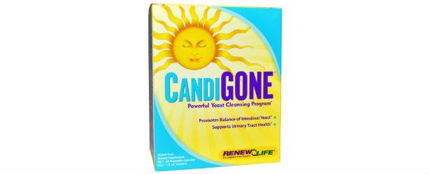 Renew Life CandiGone Review